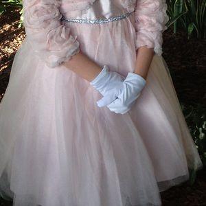 Girl's Semi-Formal Dress